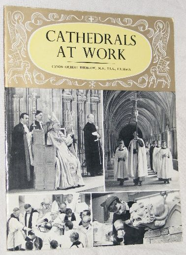 Image for Cathedrals at work (Pride of Britain series)