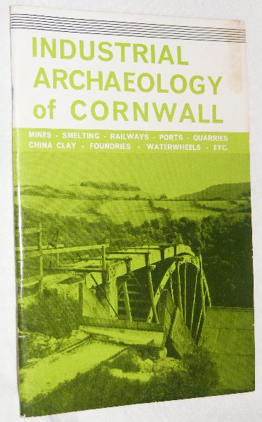 Image for Industrial Archaeology of Cornwall
