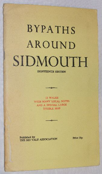 Image for Bypaths Around Sidmouth
