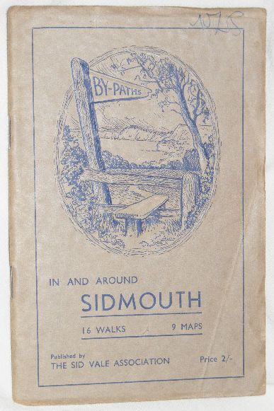 Image for By-Paths in and Around Sidmouth