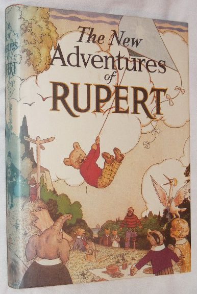Image for The New adventures of Rupert