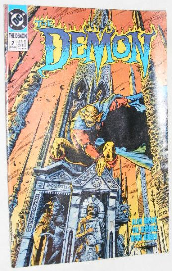 Image for The Demon 2, Aug 1990