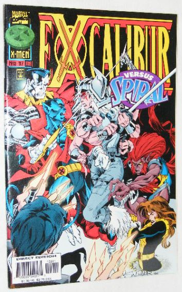 Image for Excalibur Vol.1 No.109, May 1997