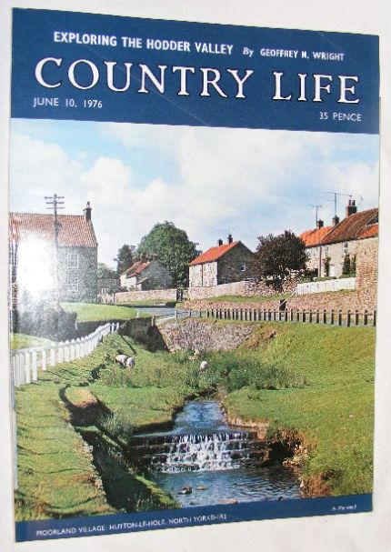 Image for Country Life vol.CLIX no.4119, June 10 1976