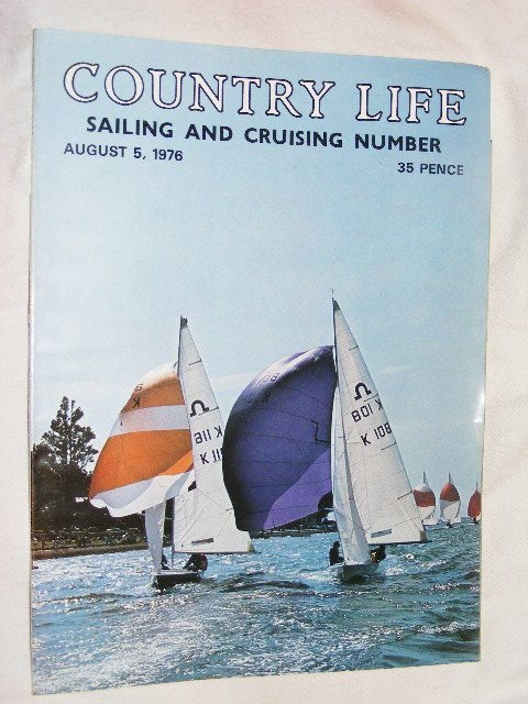 Image for Country Life vol.CLX no.4127, August 5 1976: Sailing and Cruising Number