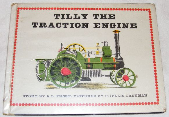 Image for Tilly the Traction Engine