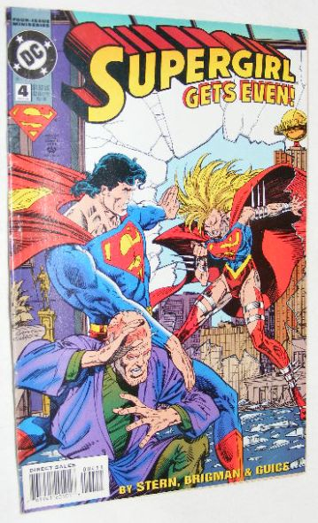 Image for Supergirl 4, May 1994