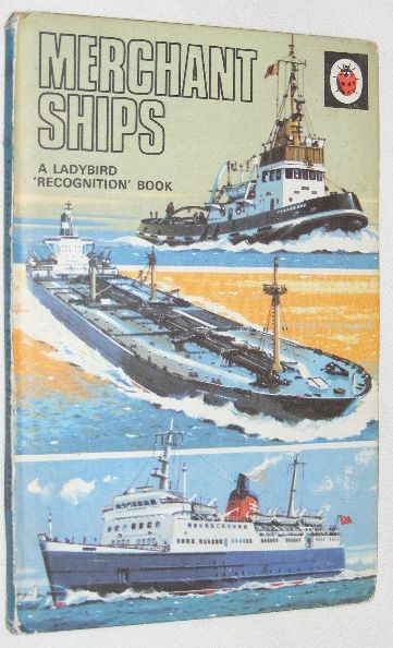 Image for Merchant Ships (Ladybird recognition books)