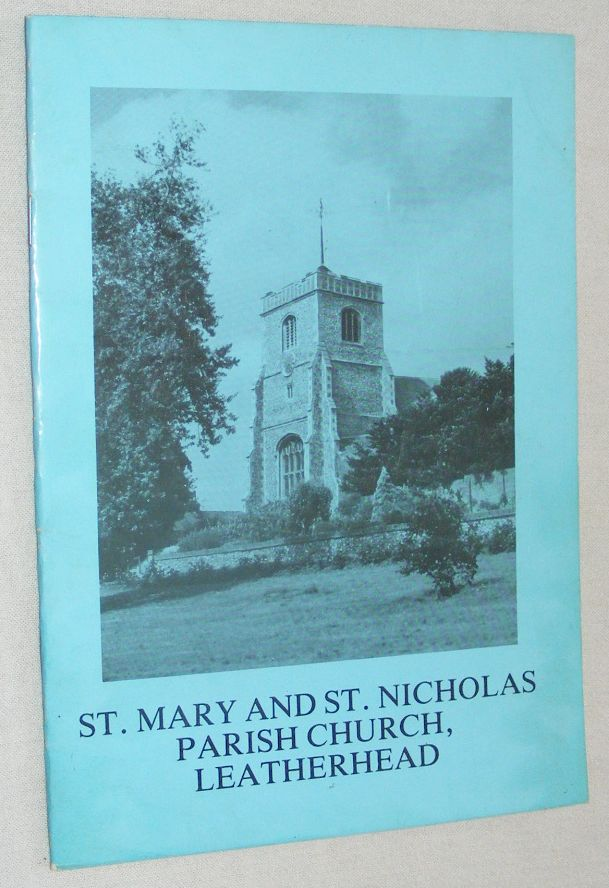 Image for St Mary and St Nicholas Parish Church, Leatherhead