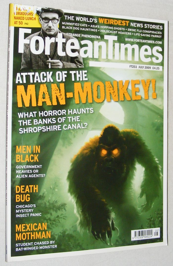 Image for Fortean Times 251 July 2009