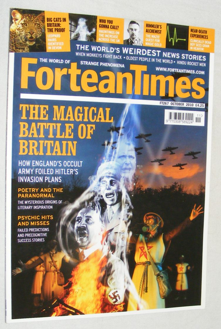 Image for Fortean Times 267 October 2010