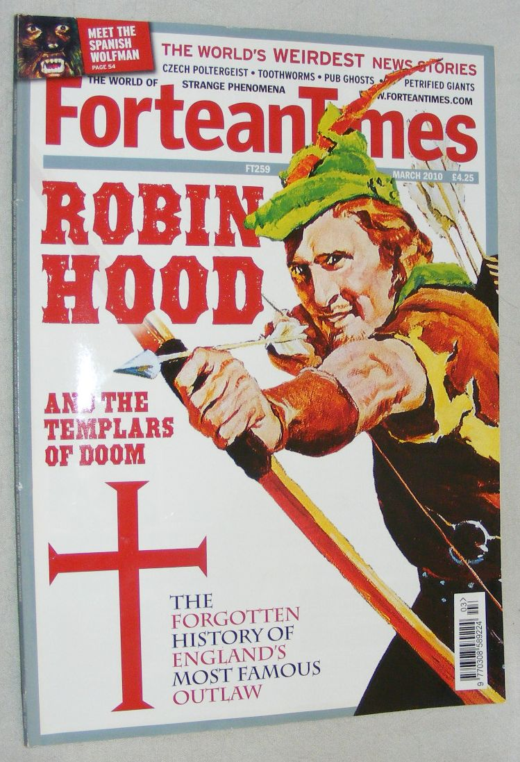 Image for Fortean Times 259 March 2010