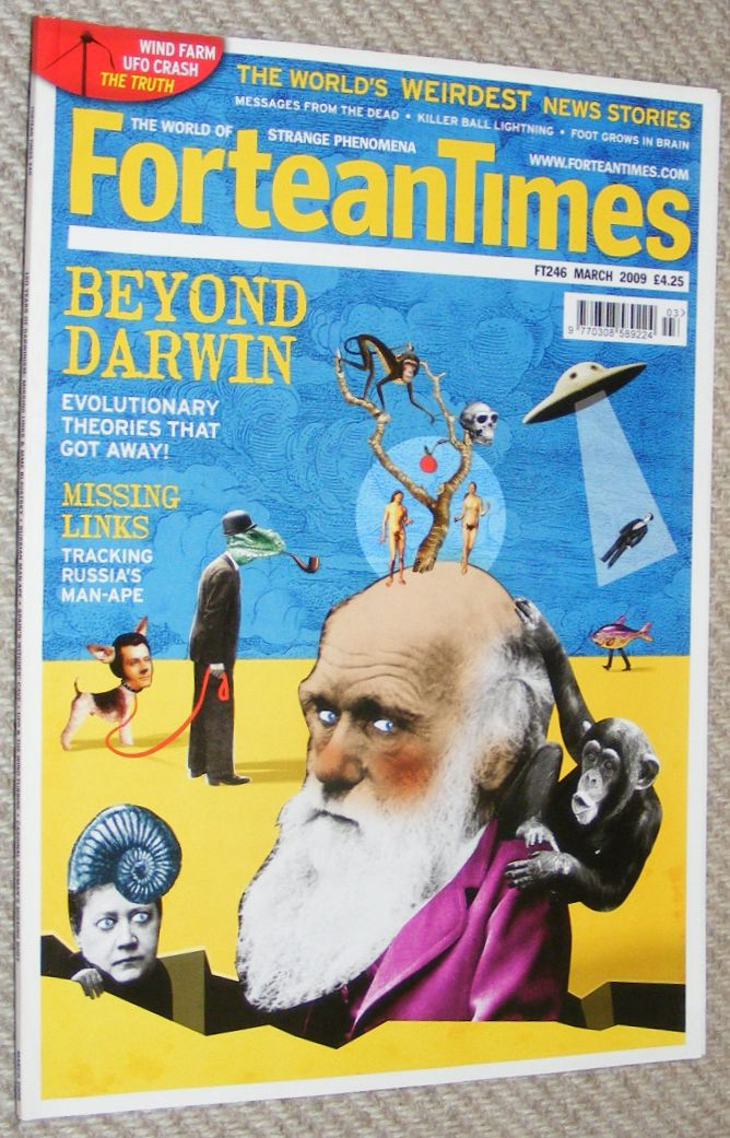 Image for Fortean Times 246 March 2009