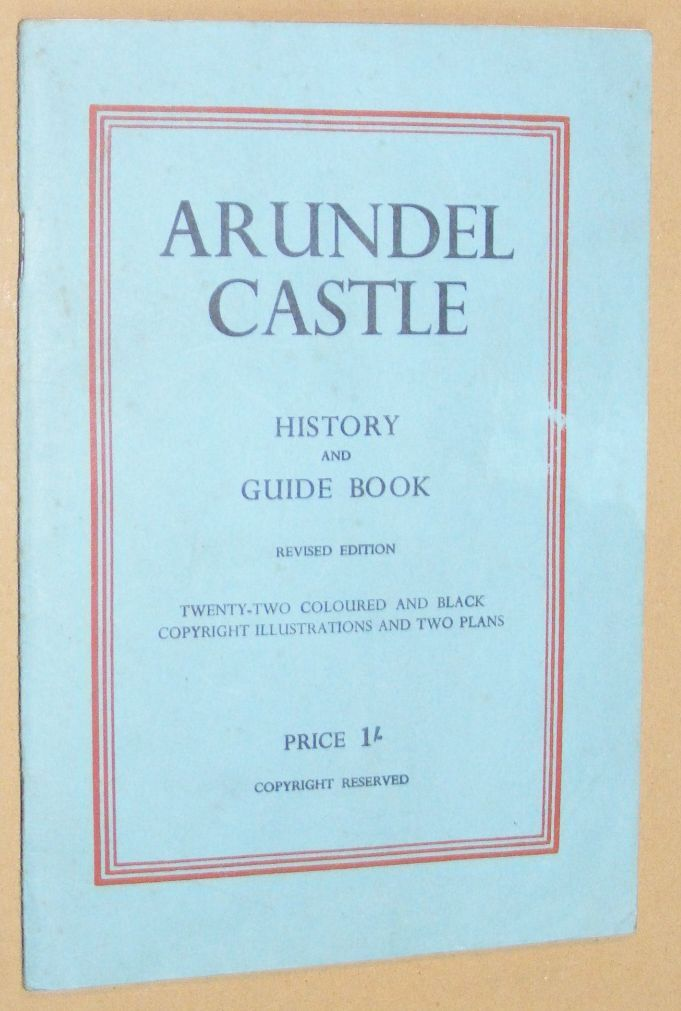 Image for Arundel Castle History and Guide Book