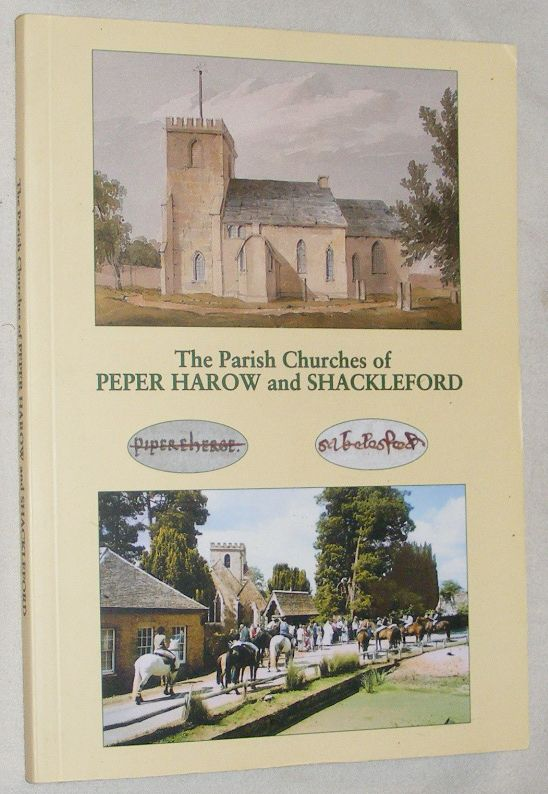 Image for A Guide to the Parish Churches Of Peper Harow And Shackleford, Surrey