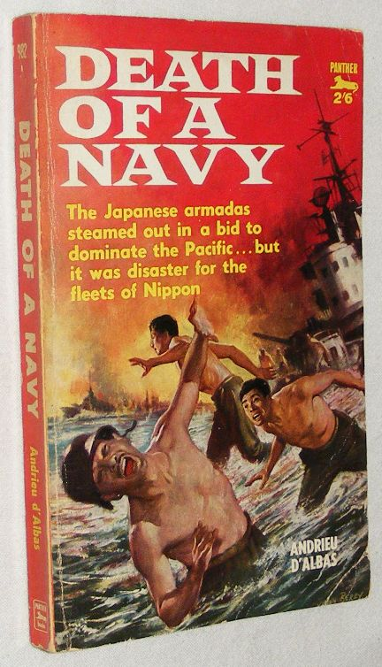 Image for Death of a Navy