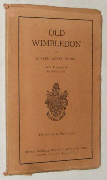 Image for Old Wimbledon