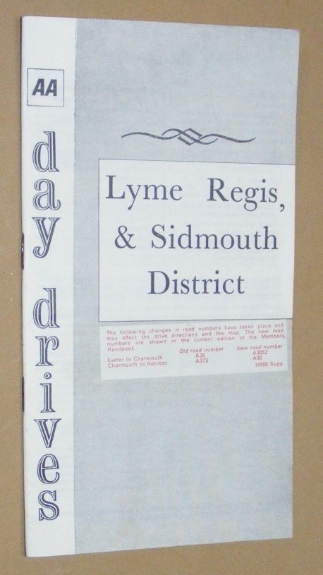 Image for Lyme Regis & Sidmouth District (AA Day Drives)