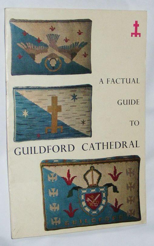 Image for The Cathedral of the Holy Spirit at Guildford: a factual guide
