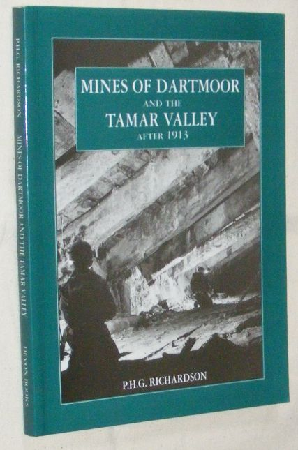 Image for Mines of Dartmoor and the Tamar Valley After 1913