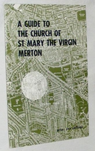 Image for A Guide to the Church of St Mary the Virgin, Merton