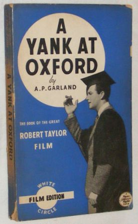 Image for A Yank at Oxford (White Circle Film Edition)