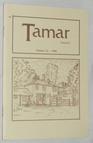 Image for Tamar: Journal of the Friends of Morwellham, Number 12 1990