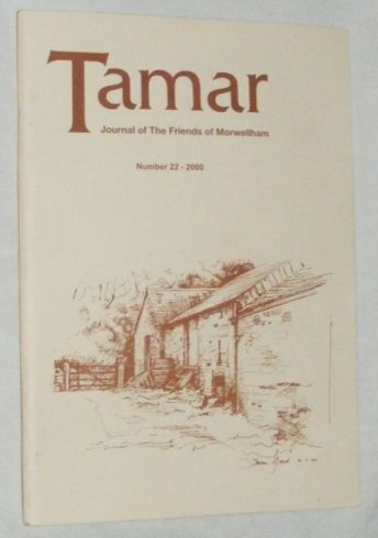 Image for Tamar: Journal of the Friends of Morwellham, Number 22 2000