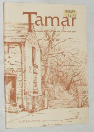 Image for Tamar: Journal of the Friends of Morwellham, Number 23 2001