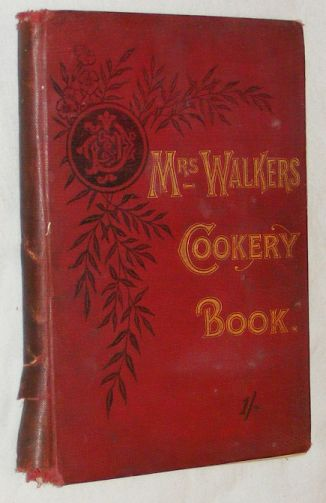 Image for Mrs Walker's Economical Cookery Book