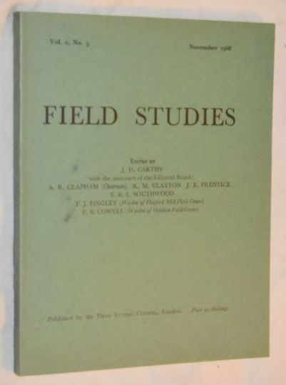 Image for Field Studies vol.2 no.5, November 1968