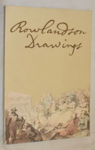 Image for Rowlandson Drawings from Paul Mellon Collection: Exhibition Catalogue