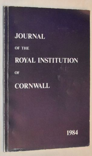 Image for Journal of the Royal Institution of Cornwall New Series Volume IX Part 3 1984
