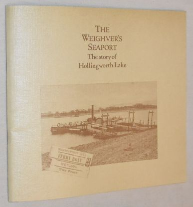 Image for The Weighver's Seaport: a short history of Hollingworth Lake, Littleborough from 1790 to the present time