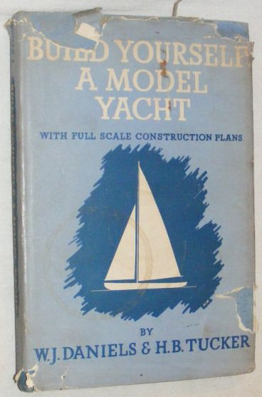 Image for Build Yourself a Model Yacht