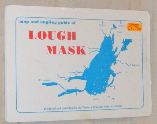 Image for Map and angling guide of Lough Mask