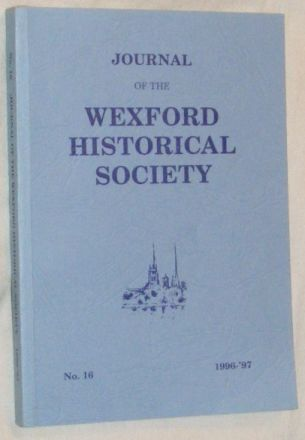 Image for The Journal of the Wexford Historical Society No.16 1996-97