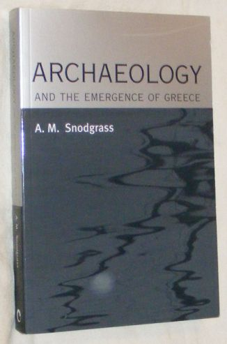 Image for Archaeology and the Emergence of Greece