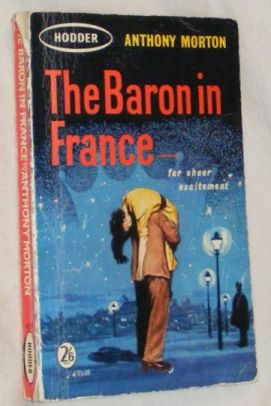 Image for The Baron in France