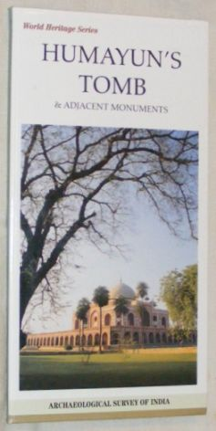 Image for Humayun's tomb & adjacent monuments (World heritage series)