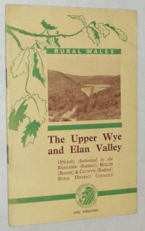 Image for The Upper Wye and Elan Valley (Rural Wales Series)
