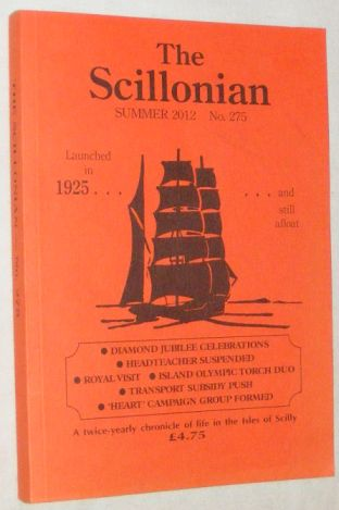 Image for The Scillonian: the Magazine of the Isles of Scilly. No.275, Summer 2012