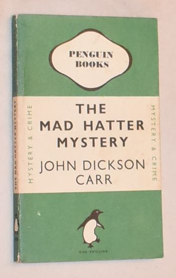 Image for The Mad Hatter Mystery