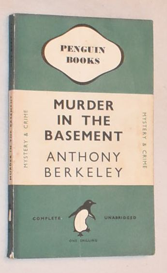 Image for Murder in the Basement