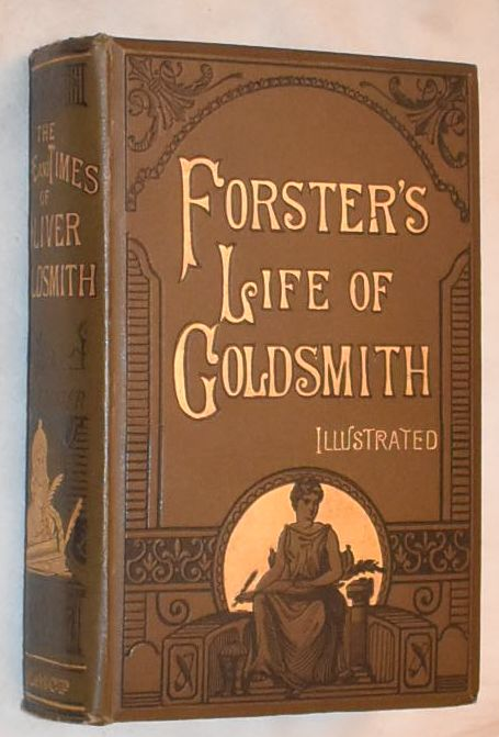 Image for The Life and Times of Oliver Goldsmith