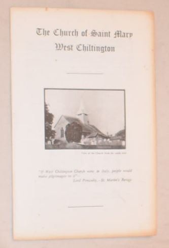 Image for The Church of Saint Mary, West Chiltington