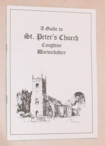 Image for A Guide to St Peter's Church, Coughton, Warwickshire