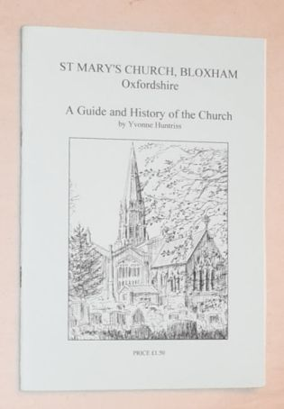 Image for St Mary's Church, Bloxham, Oxfordshire: a guide and history of the church
