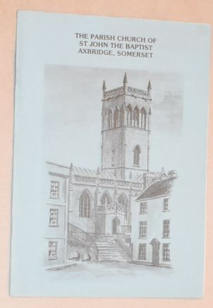 Image for The Parish Church of St John the Baptist, Axbridge, Somerset