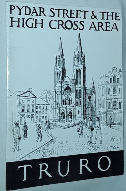 Image for Pydar Street & the High Cross Area, Truro